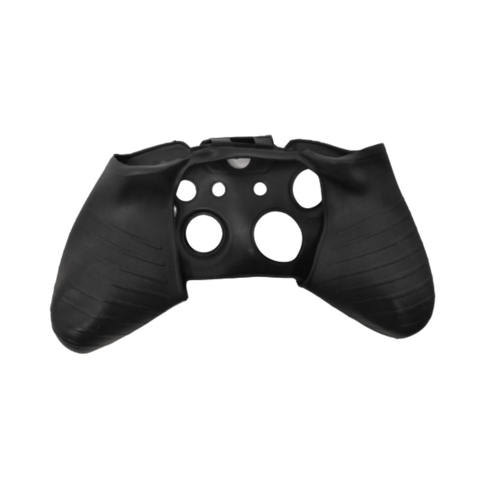 Capa de Silicone para Controle Xbox One - Preto