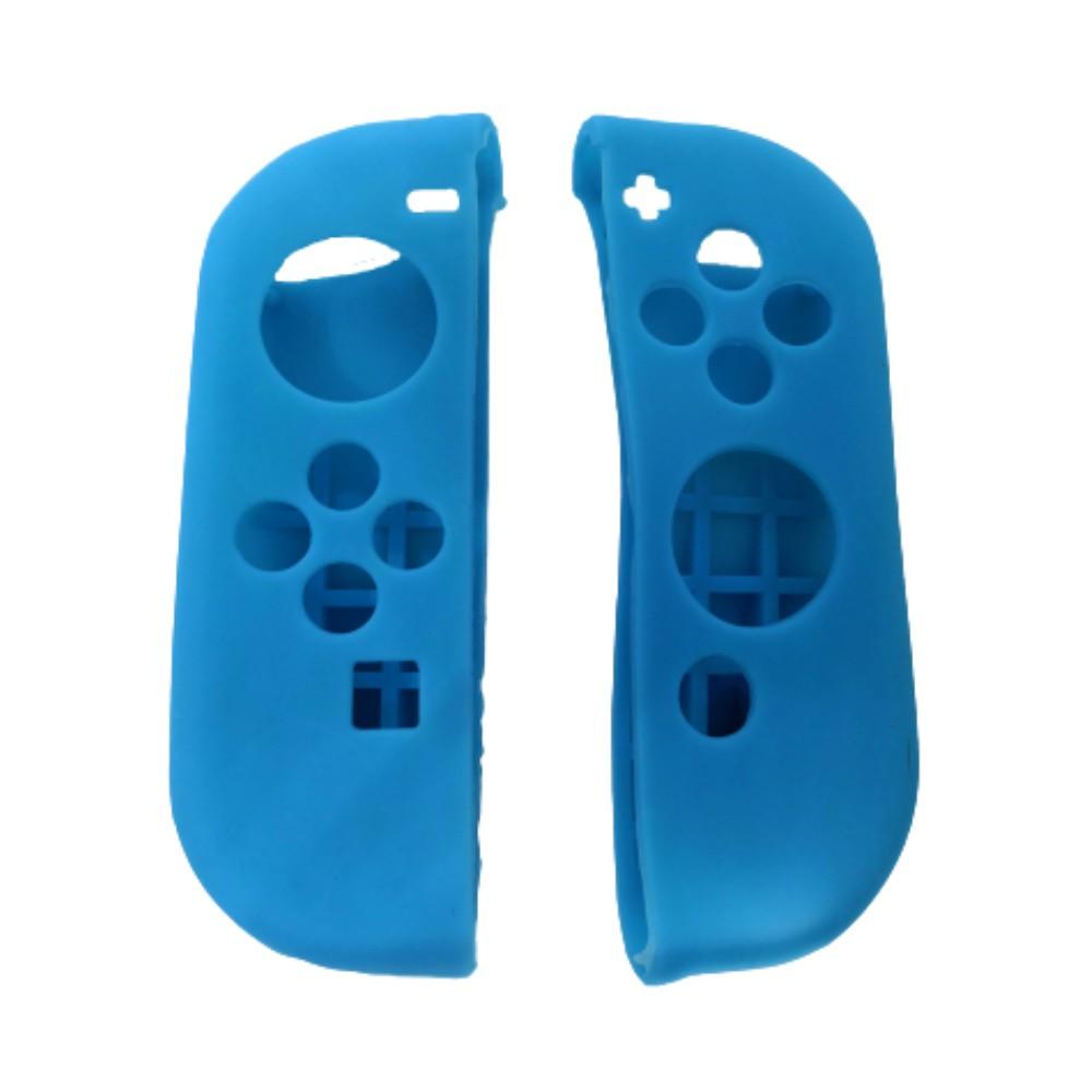 Capa de Silicone Joy Con Nintendo Switch - Azul