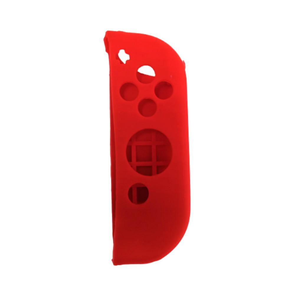 Capa de Silicone Joy Con Nintendo Switch - Vermelho