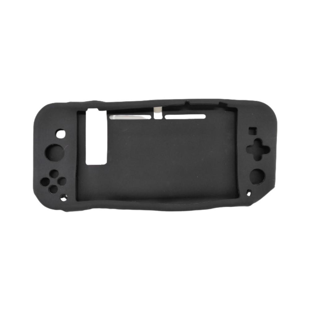 Capa Silicone Nintendo Switch - Preto