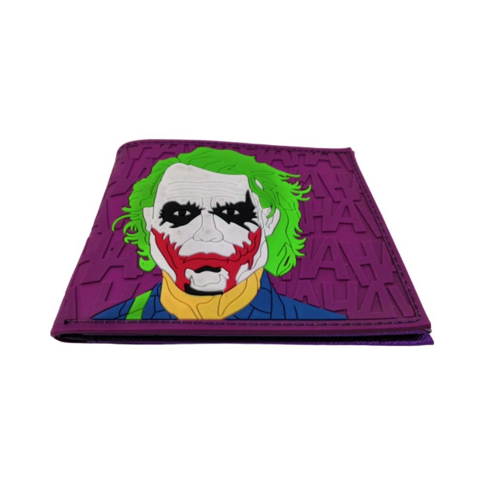 Carteira Coringa - Batman DC - Emborrachado