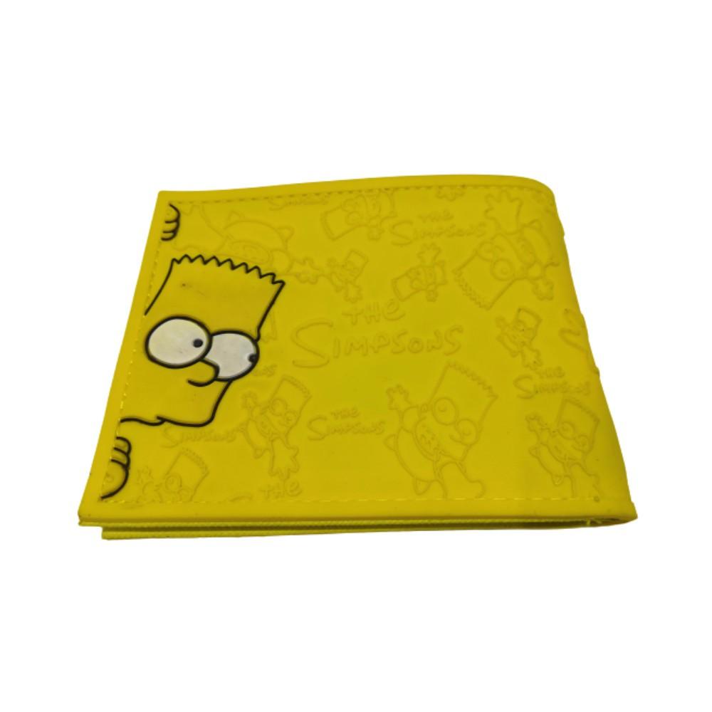 Carteira Bart Simpson - The Simpsons - Emborrachado