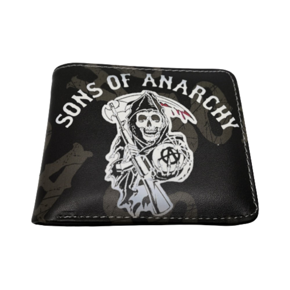 Carteira Sons of Anarchy - Courino