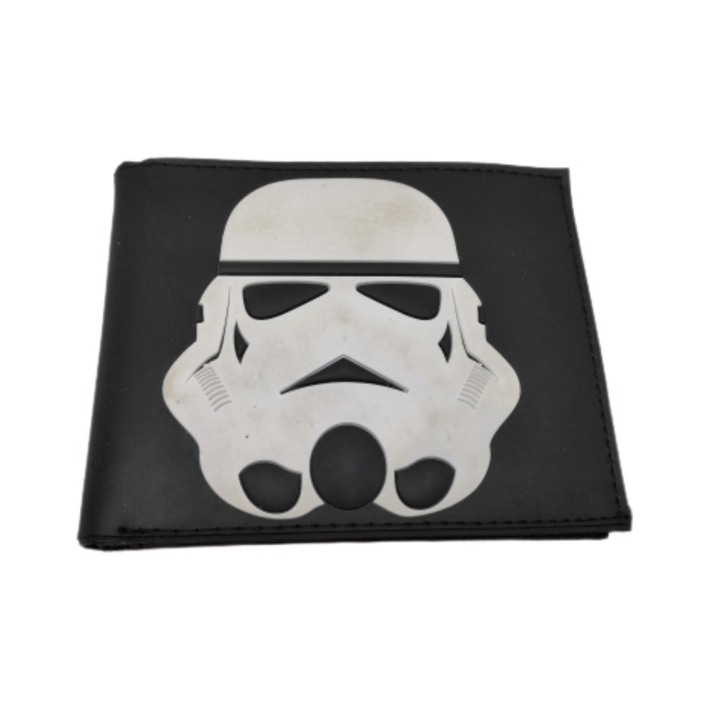Carteira Stormtrooper - Star Wars - Emborrachado