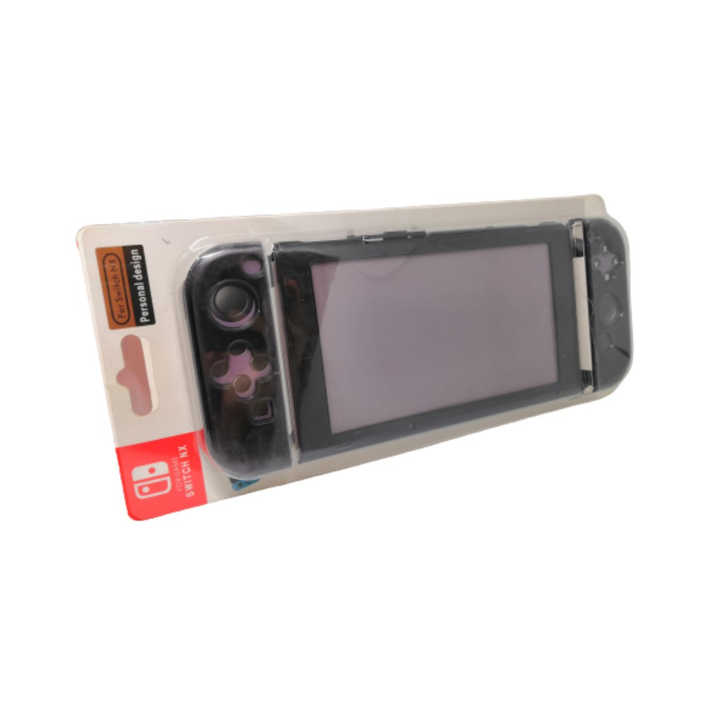 Case Rígida Nintendo Switch - Preto