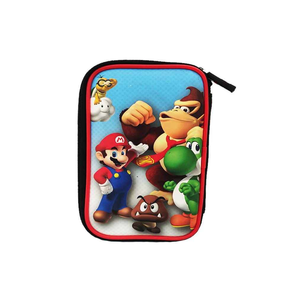 Case para Nintendo 3DS Super Mário + Caneta