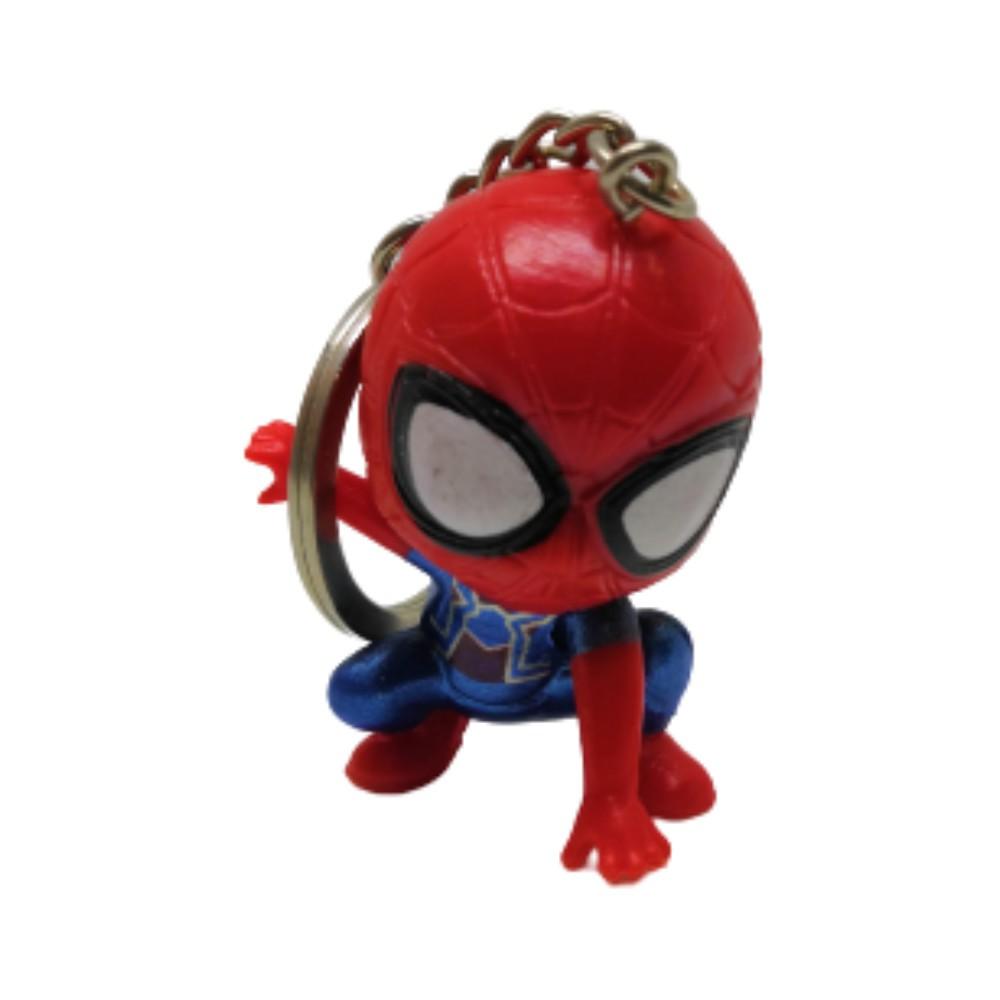 Chaveiro PVC Homem Aranha - Marvel Vingadores - 4CM