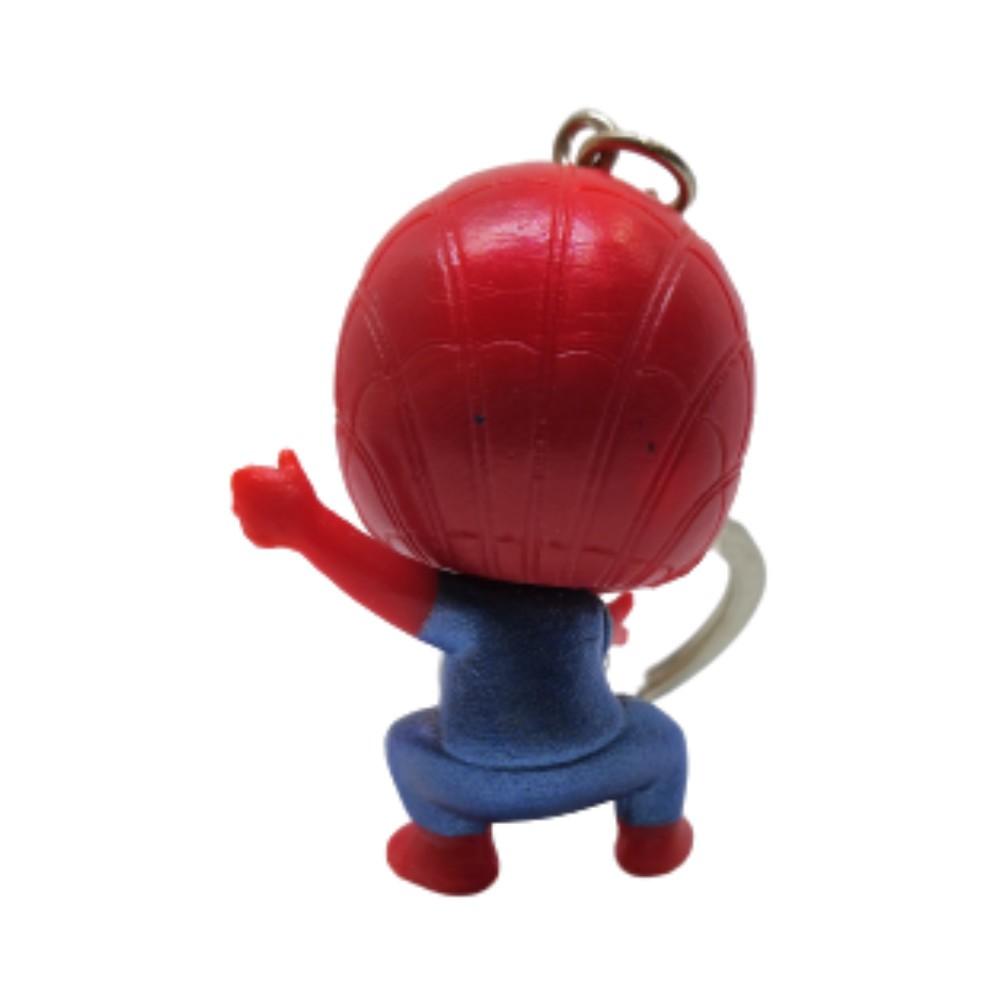 Chaveiro PVC Homem Aranha - Marvel - 4CM