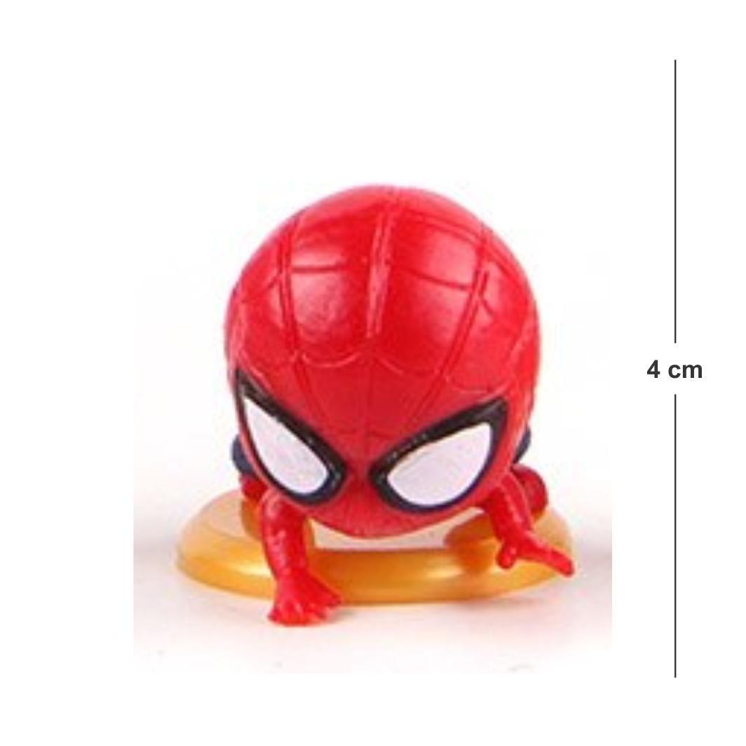 Chaveiro Avengers Homem Aranha mod.6 4CM