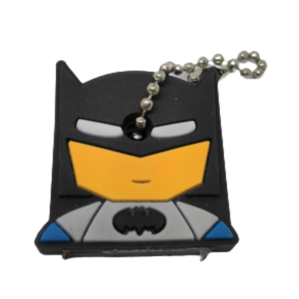 Chaveiro Capa de Chave Batman - Liga Da Justiça DC - 4CM