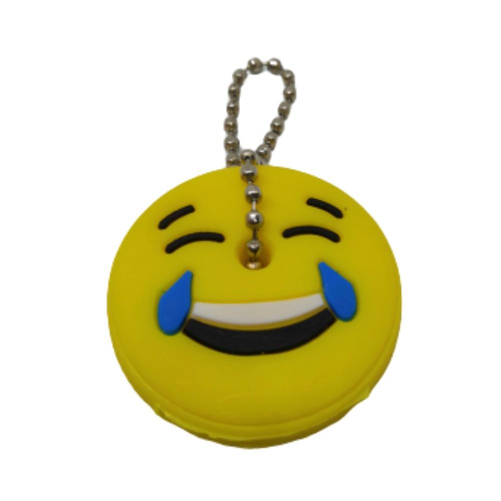 Chaveiro Capa de Chave Emoction Haha - 4CM