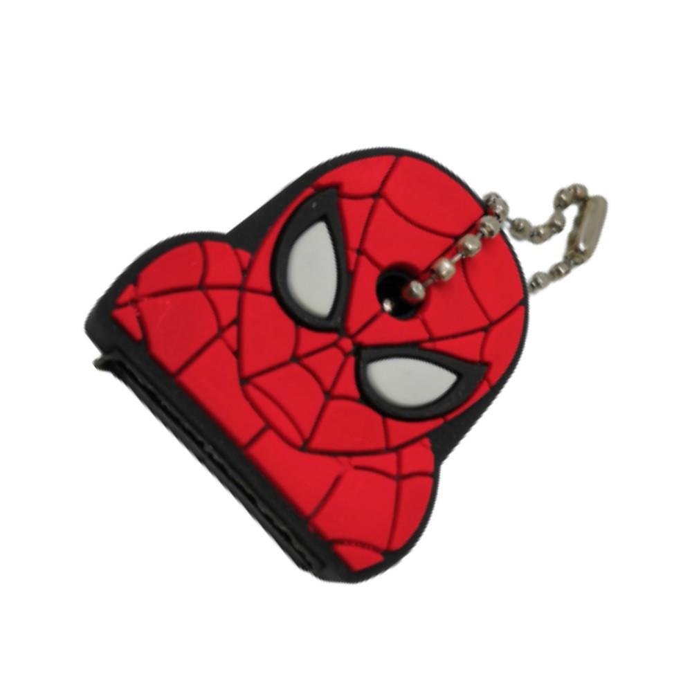Chaveiro Capa de Chave Homem Aranha - Marvel - 4CM