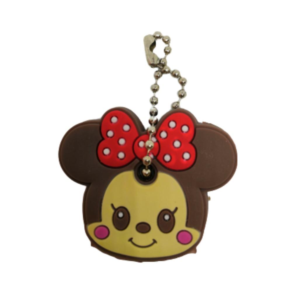 Chaveiro Capa de Chave Minnie - Disney - 4CM