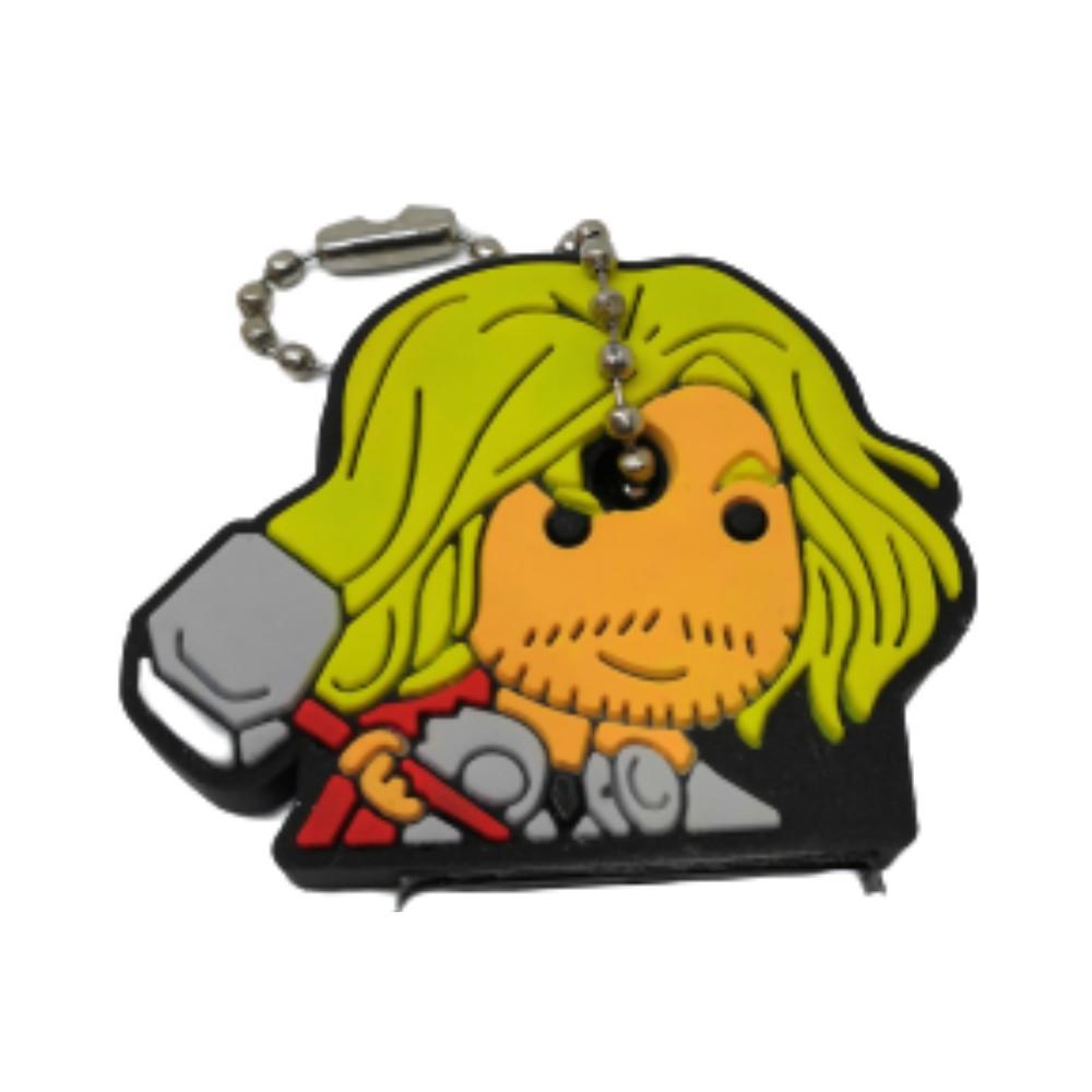 Chaveiro Capa de Chave Thor - Vingadores Marvel - 4CM