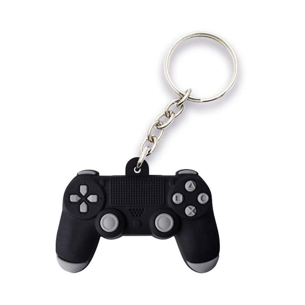 Chaveiro Emborrachado Controle PlayStation - Sony - 4CM