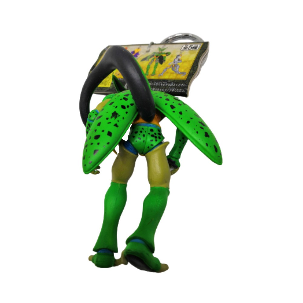 Chaveiro Cell - Dragon Ball Z DBZ - Banpresto - 9CM