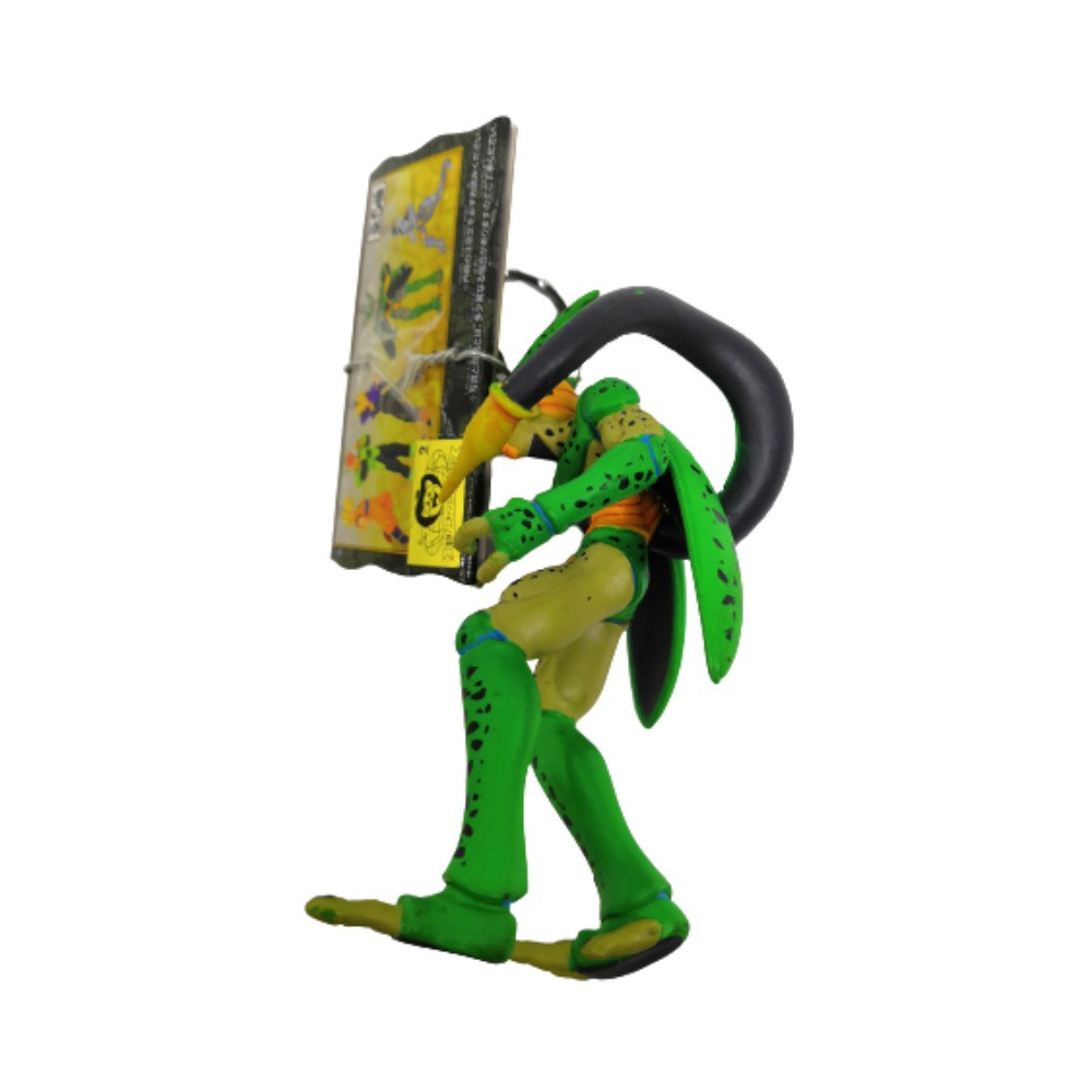 Chaveiro DBZ Dragon Ball Cell Banpresto