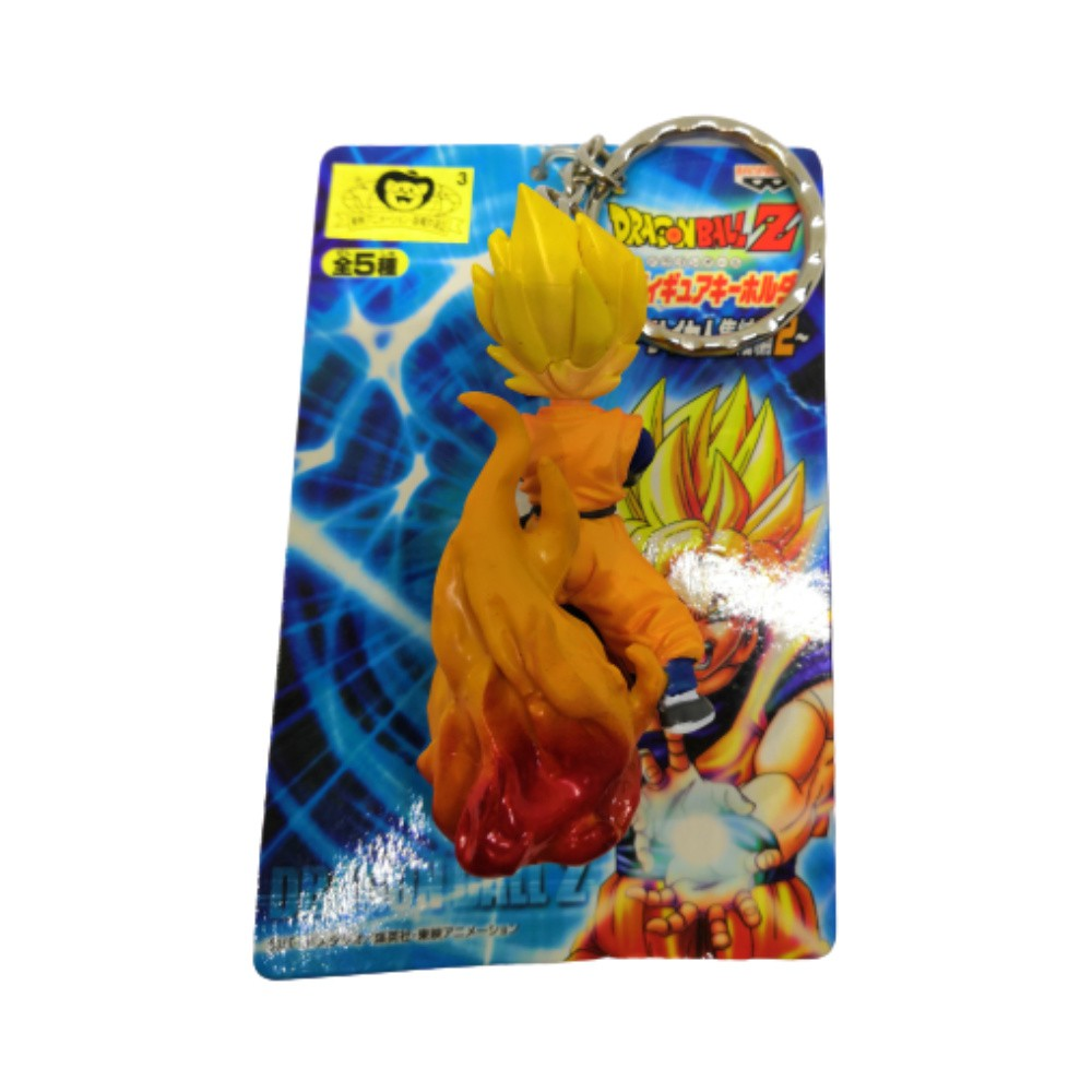 Chaveiro Goten - Dragon Ball Z DBZ - Banpresto - 9CM