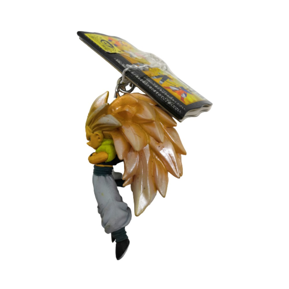 Chaveiro Gotenks - Dragon Ball Z DBZ - Banpresto - 9CM