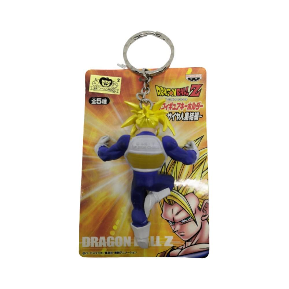 Chaveiro Trunks - Dragon Ball Z DBZ - Banpresto - 9CM