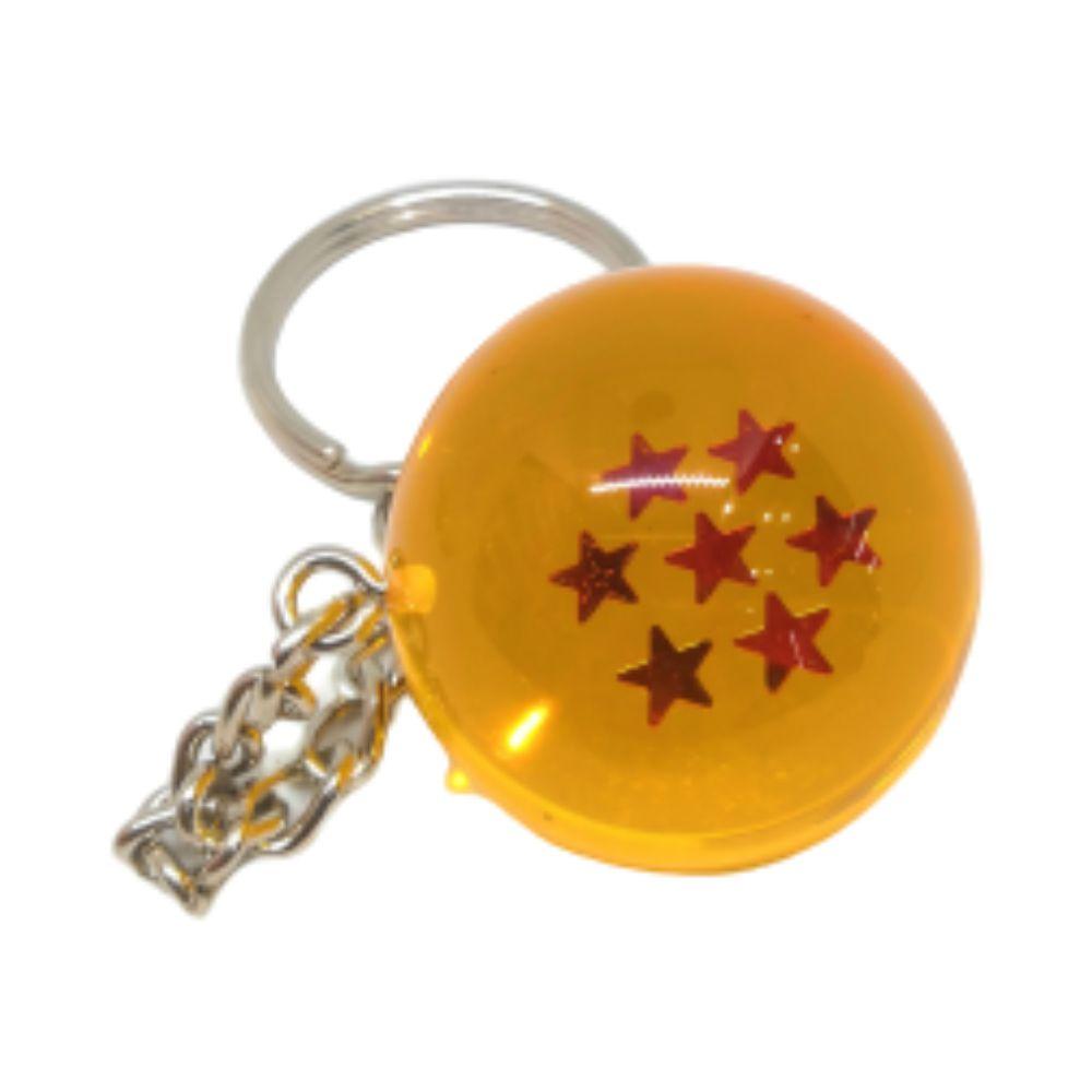 Chaveiro DBZ Esfera do Dragão 7 Estrelas