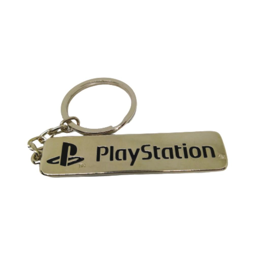 Chaveiro Metal PlayStation - Sony - 7CM