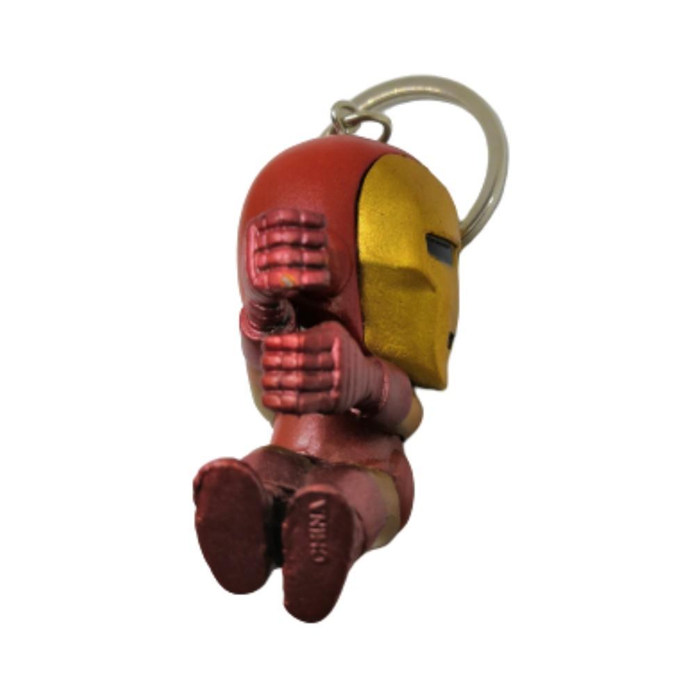 Chaveiro PVC Homem de Ferro - Marvel - 4CM