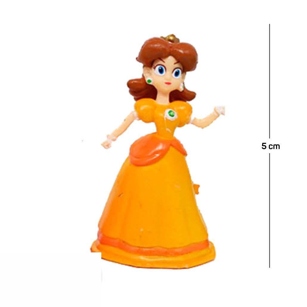 Chaveiro Mario Daisy 5CM PVC