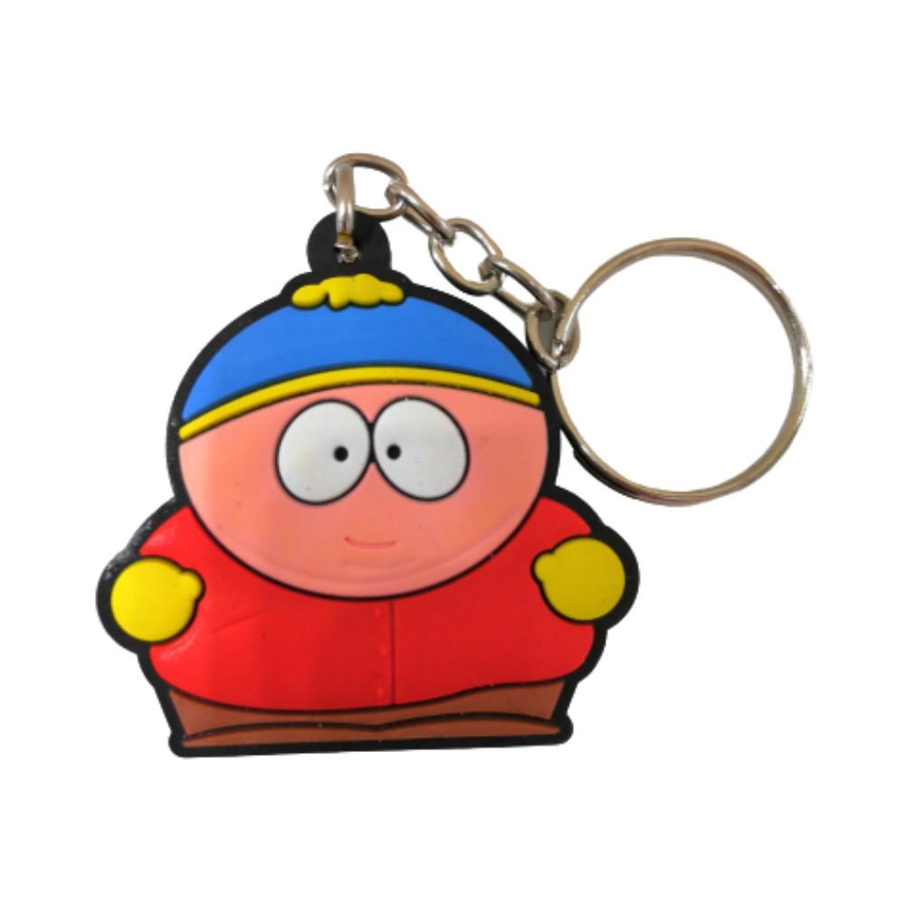 Chaveiro Emborrachado Eric - South Park - 5CM