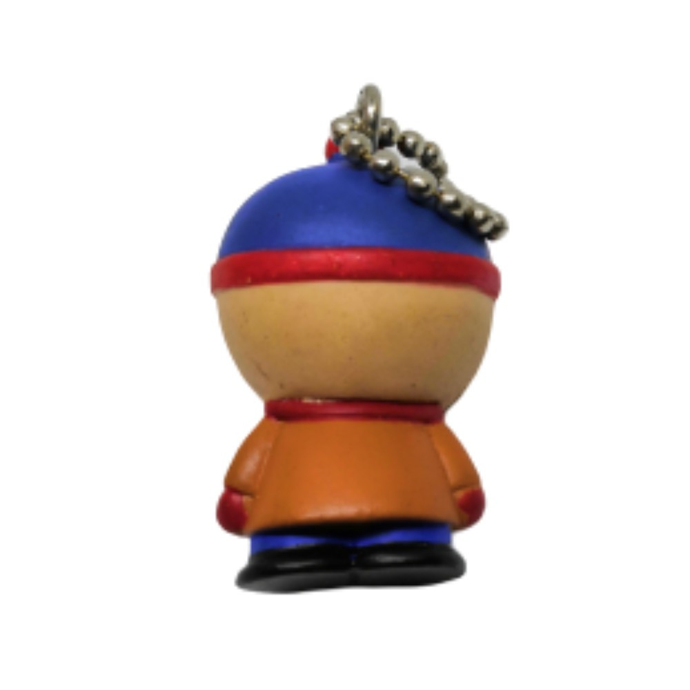 Chaveiro PVC Stan - South Park - 3 CM