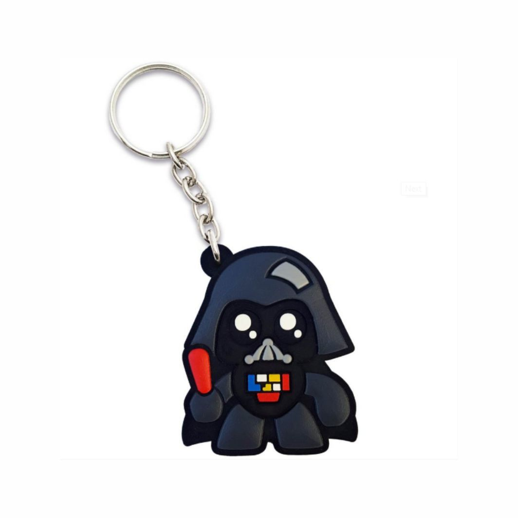 37046707a502d Chaveiro Star Wars Darth Vader - Dino Games - A Loja GAMER que mais ...