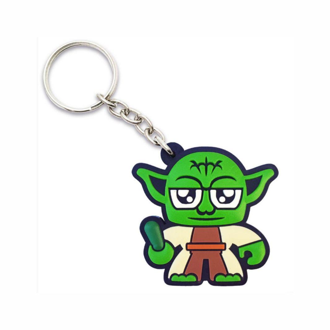 Chaveiro Star Wars Mestre Yoda