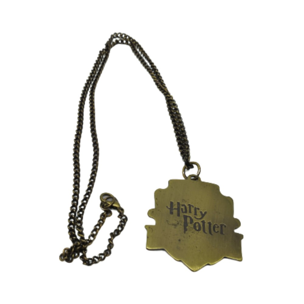 Colar Grifinoria - Harry Potter - Bronze