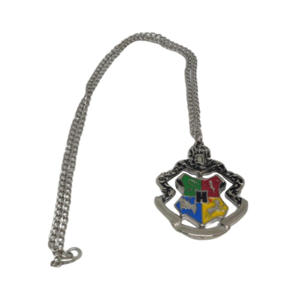 Colar Hogwarts Casas - Harry Potter - Mod.2