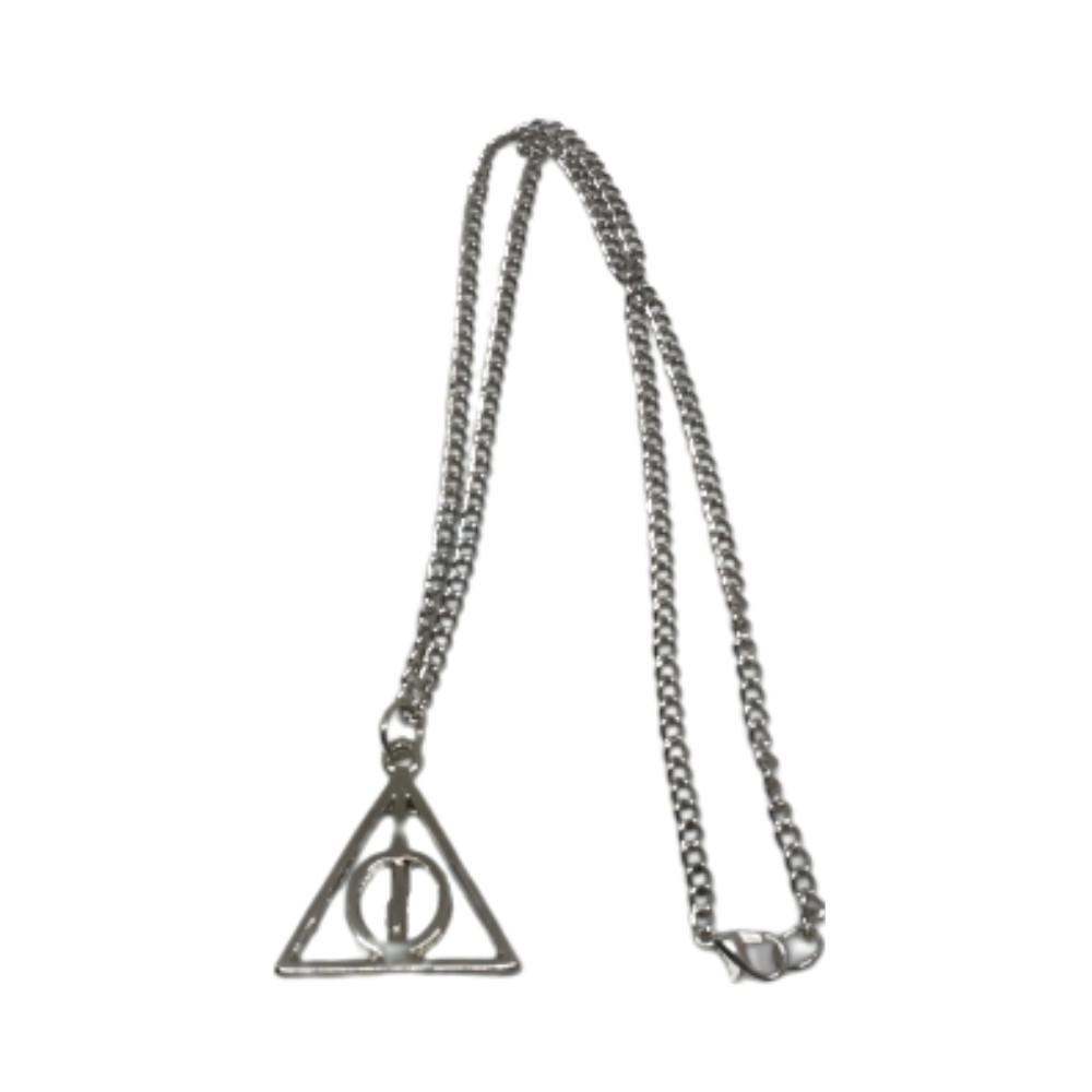 Colar Relíquias da Morte - Harry Potter