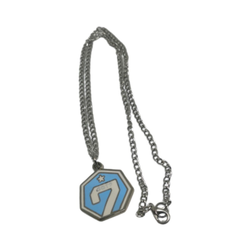 Colar GOT7 Azul - Kpop