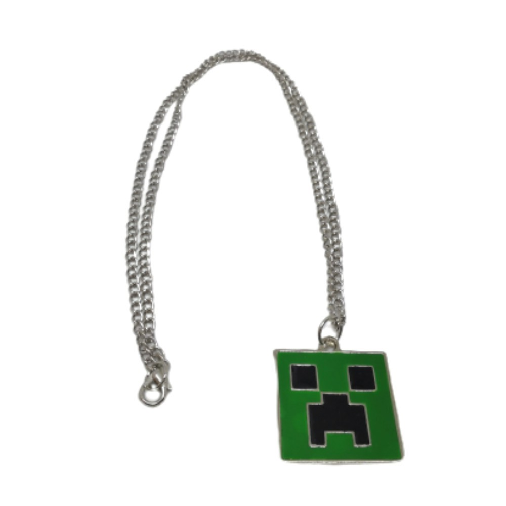 Colar Creeper - Minecraft - Mod.2