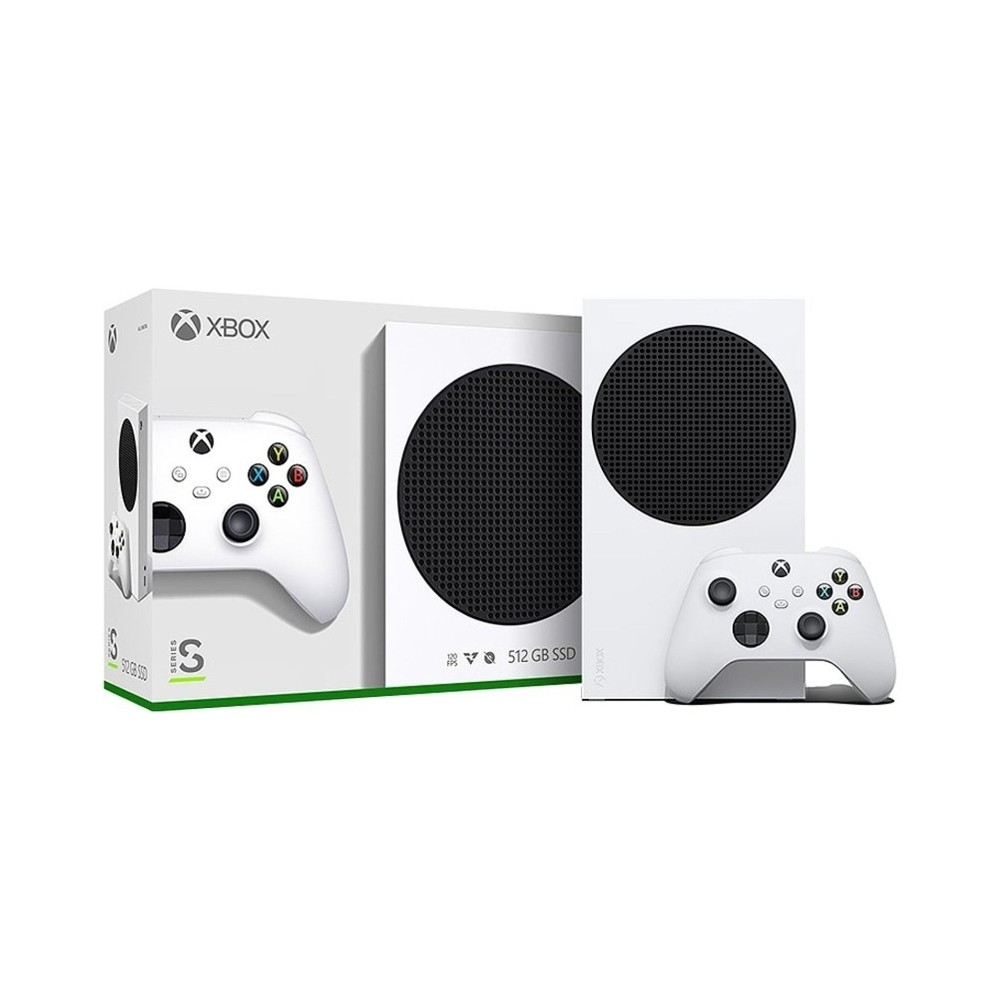 Console Xbox Séries S - 500GB