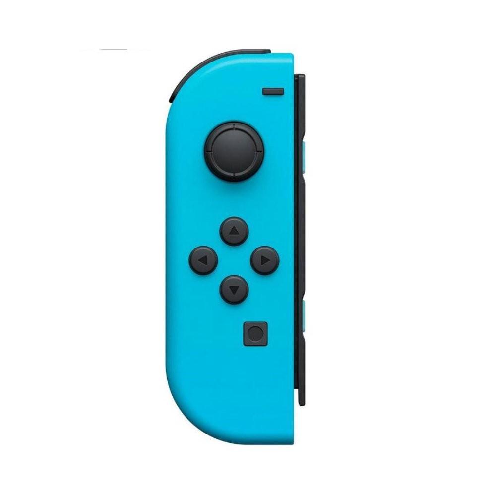Controle Joy Con Esquerdo Azul Nintendo Switch