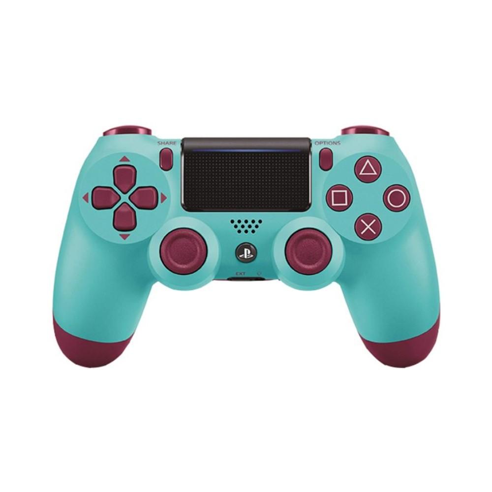 Controle Sony Dualshock 4 Berry Blue Sem Fio
