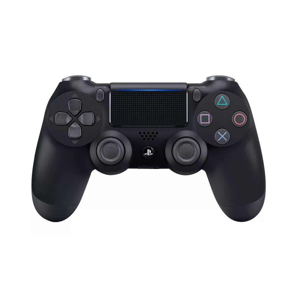 Controle Sony Dualshock 4 Preto Sem Fio (OEM)