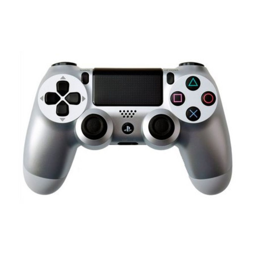 Controle Sony Dualshock 4 Silver