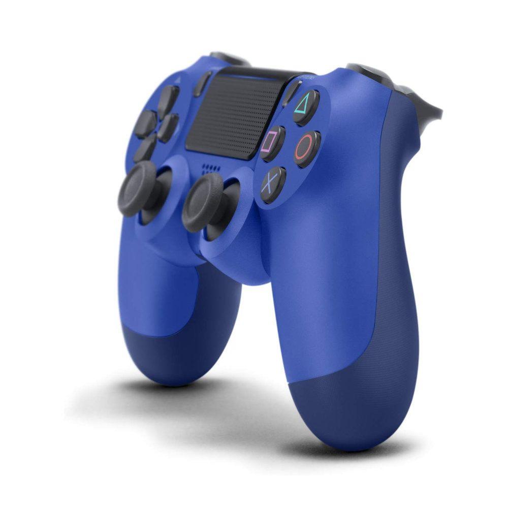 Controle Sony Dualshock 4 Wave Blue