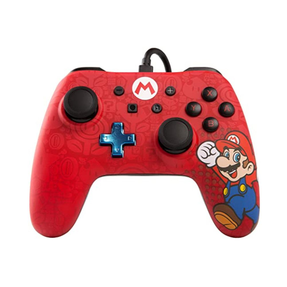 Controle Wired Controller Super Mario - Nintendo Switch