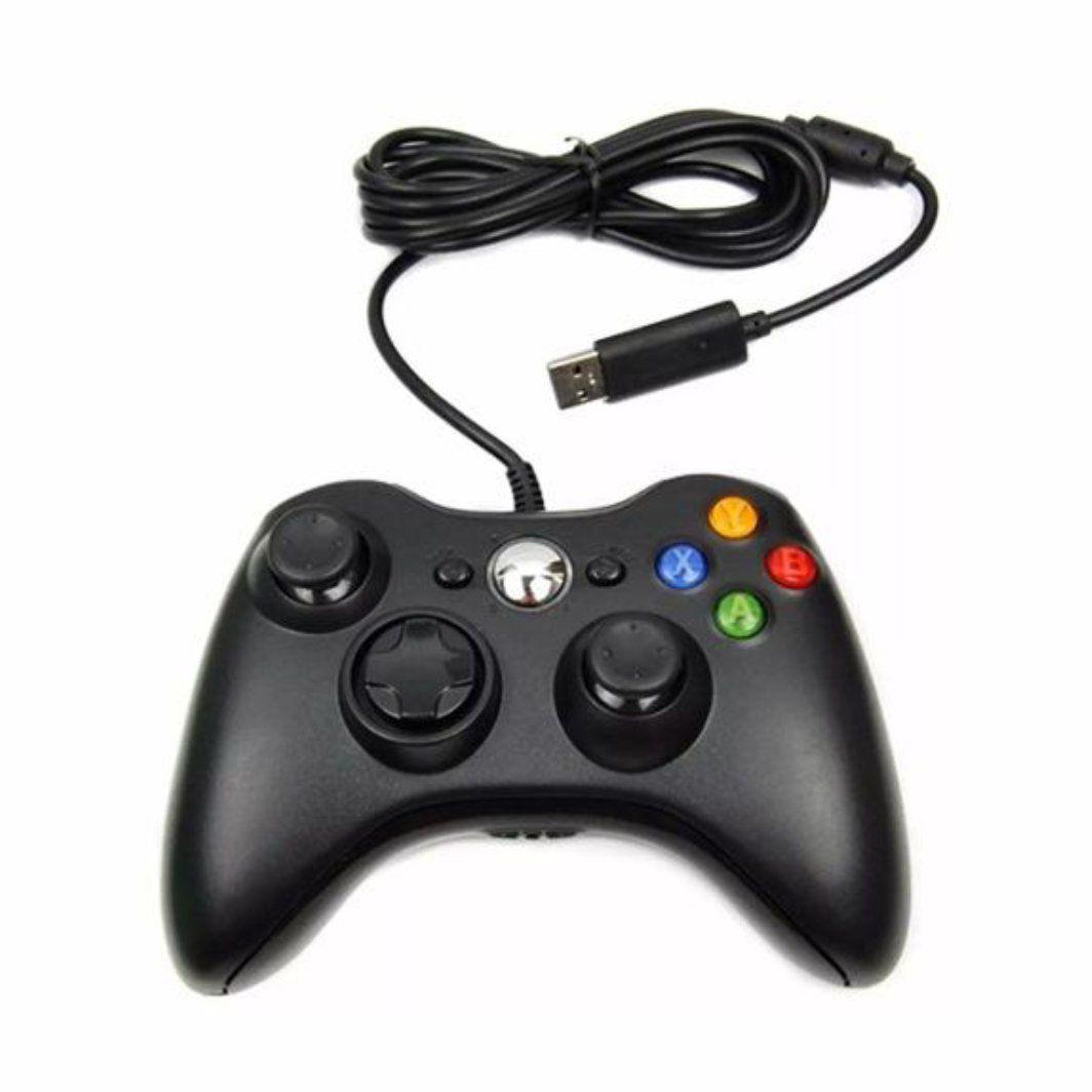 Controle Xbox 360 com fio Multilaser