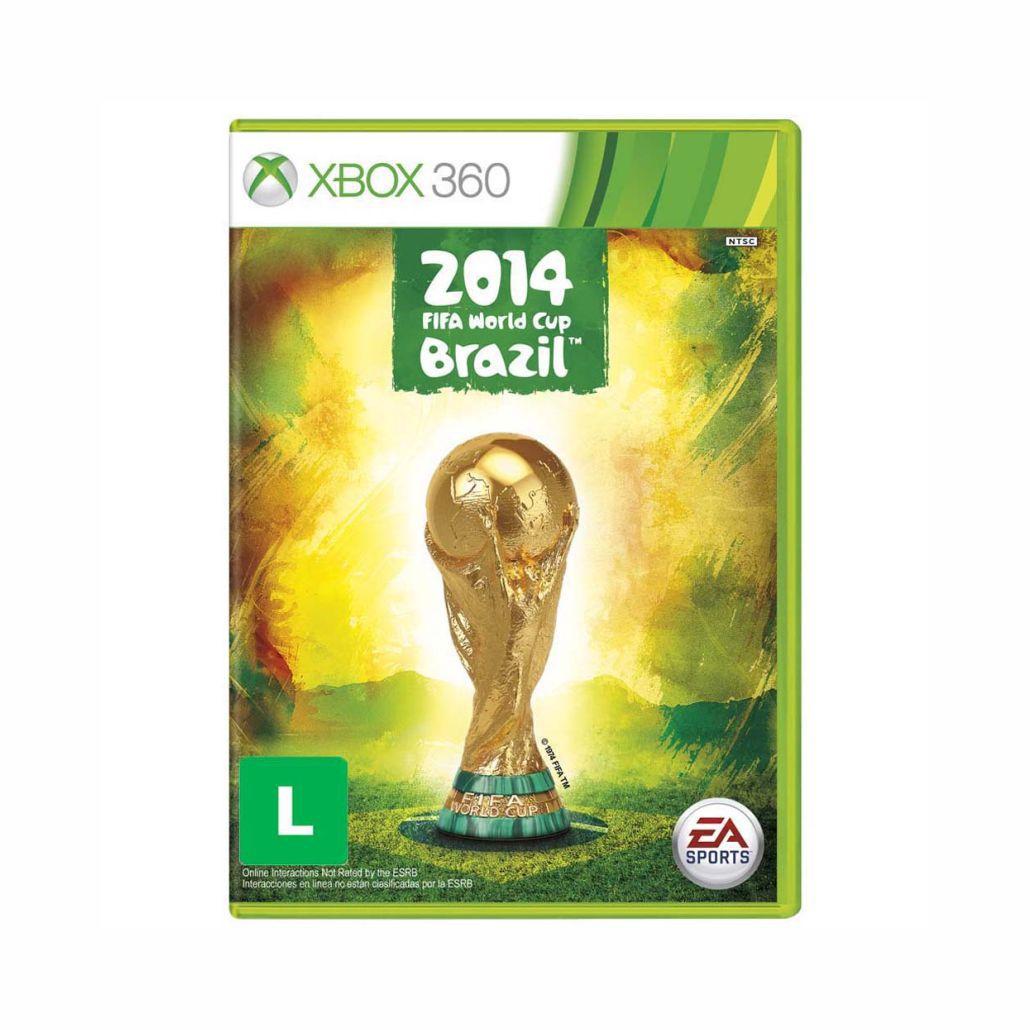 Copa do Mundo da Fifa Brasil 2014 - XBOX 360