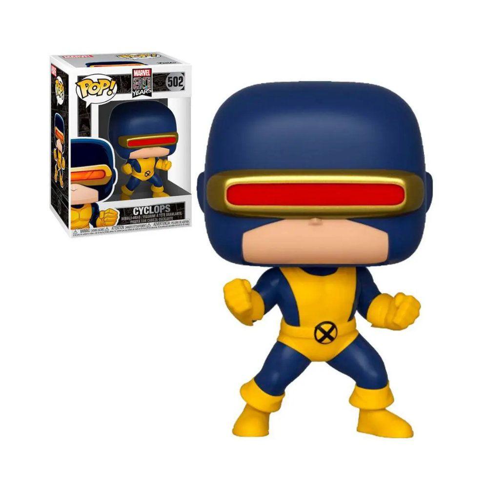POP! Funko - Cyclops 502 - Marvel 80 Years