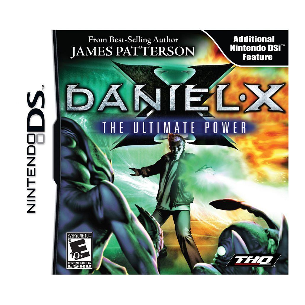 Daniel X The Ultimate Power - DSi