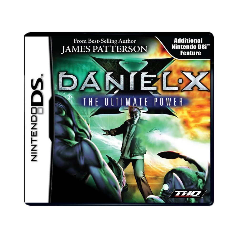 Jogo Daniel X The Ultimate Power - DSi