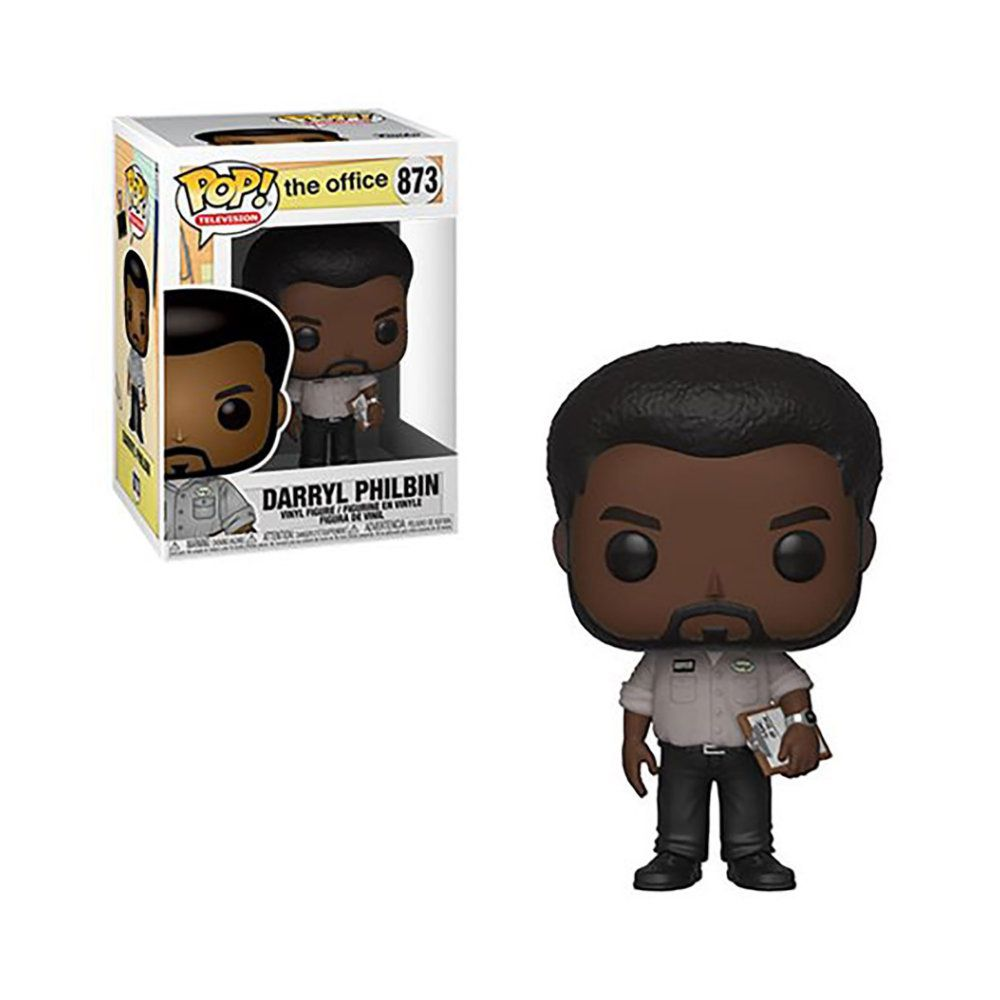 POP! Funko - Darryl Philbin 873 - The Office